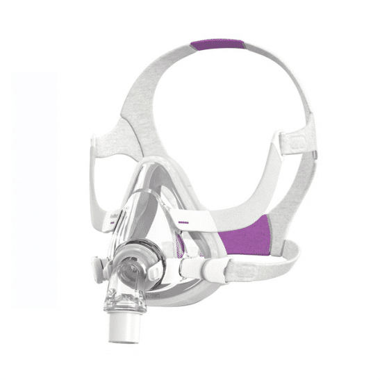 airtouch f20 for her full face mask complete system