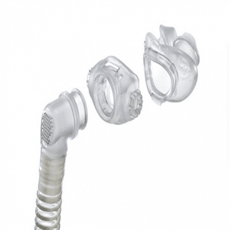 swift lt frame assembly with nasal pillow no headgear