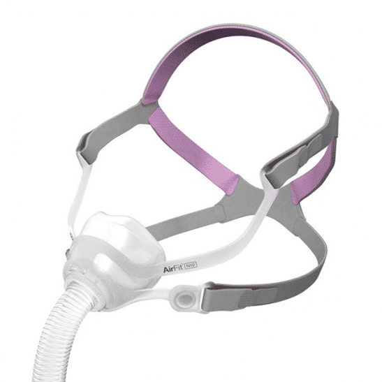 airfit n10 her nasal mask complete system N10 for her