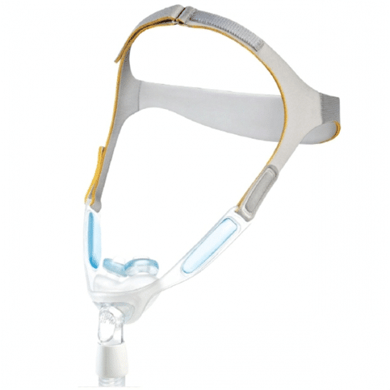 nuance and nuance pro mask and headgear